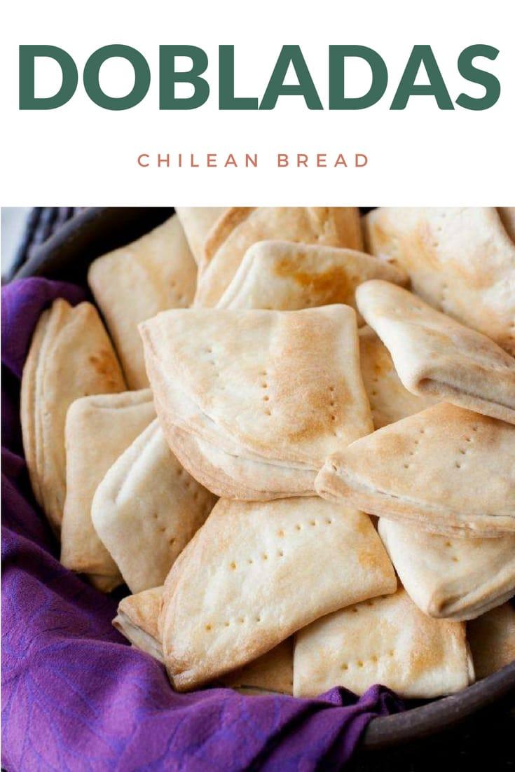 Chilean Bread Dobladitas