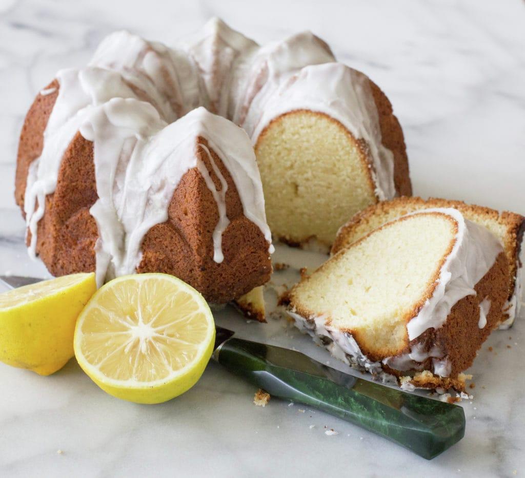 Perfect Crumb Lemon Bundt Cake