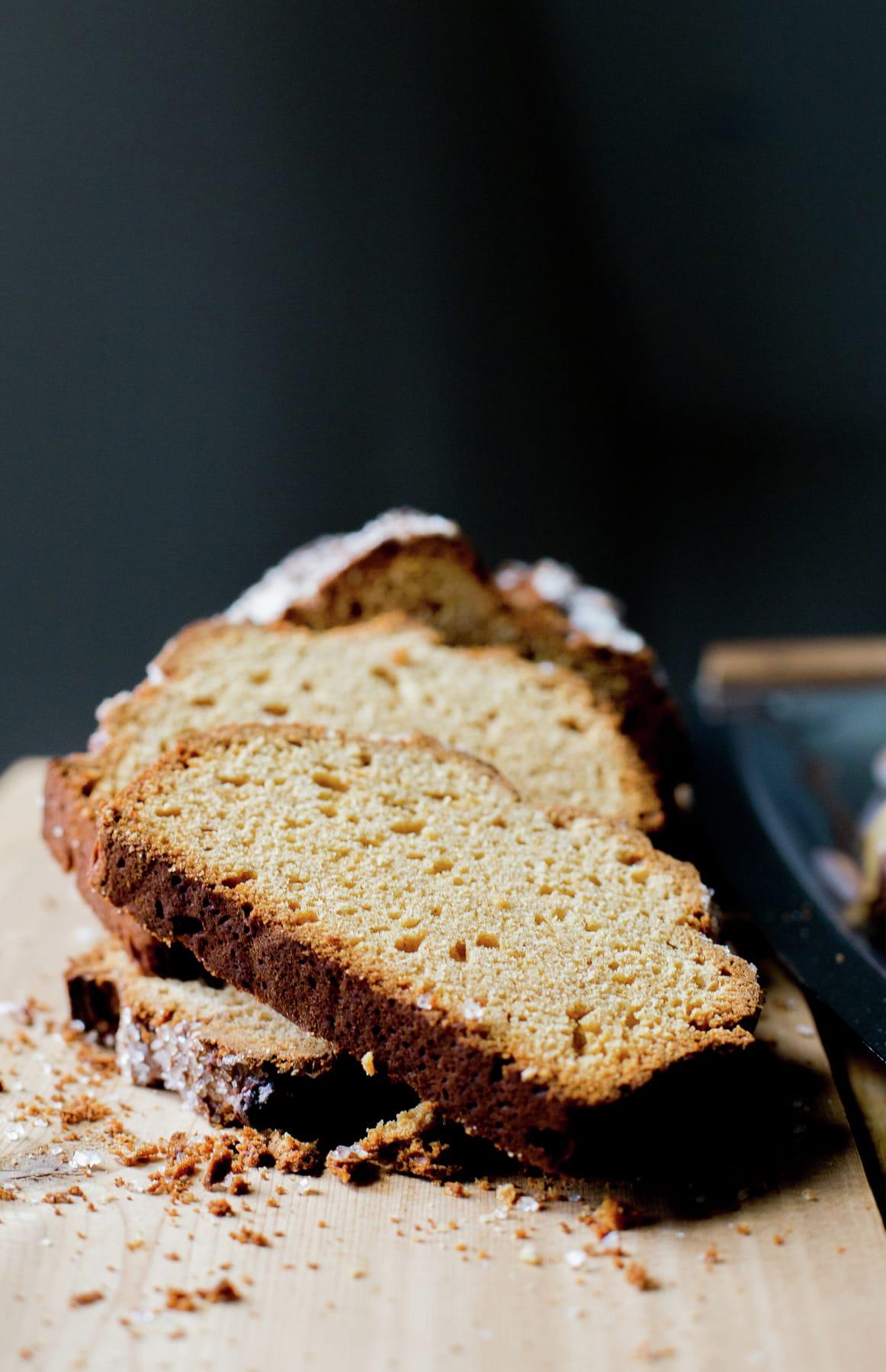 Dulce de Leche Pound Cake