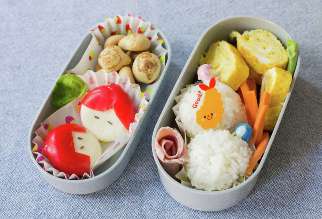 Back to school lunch ideas and Japanese bento ideas
