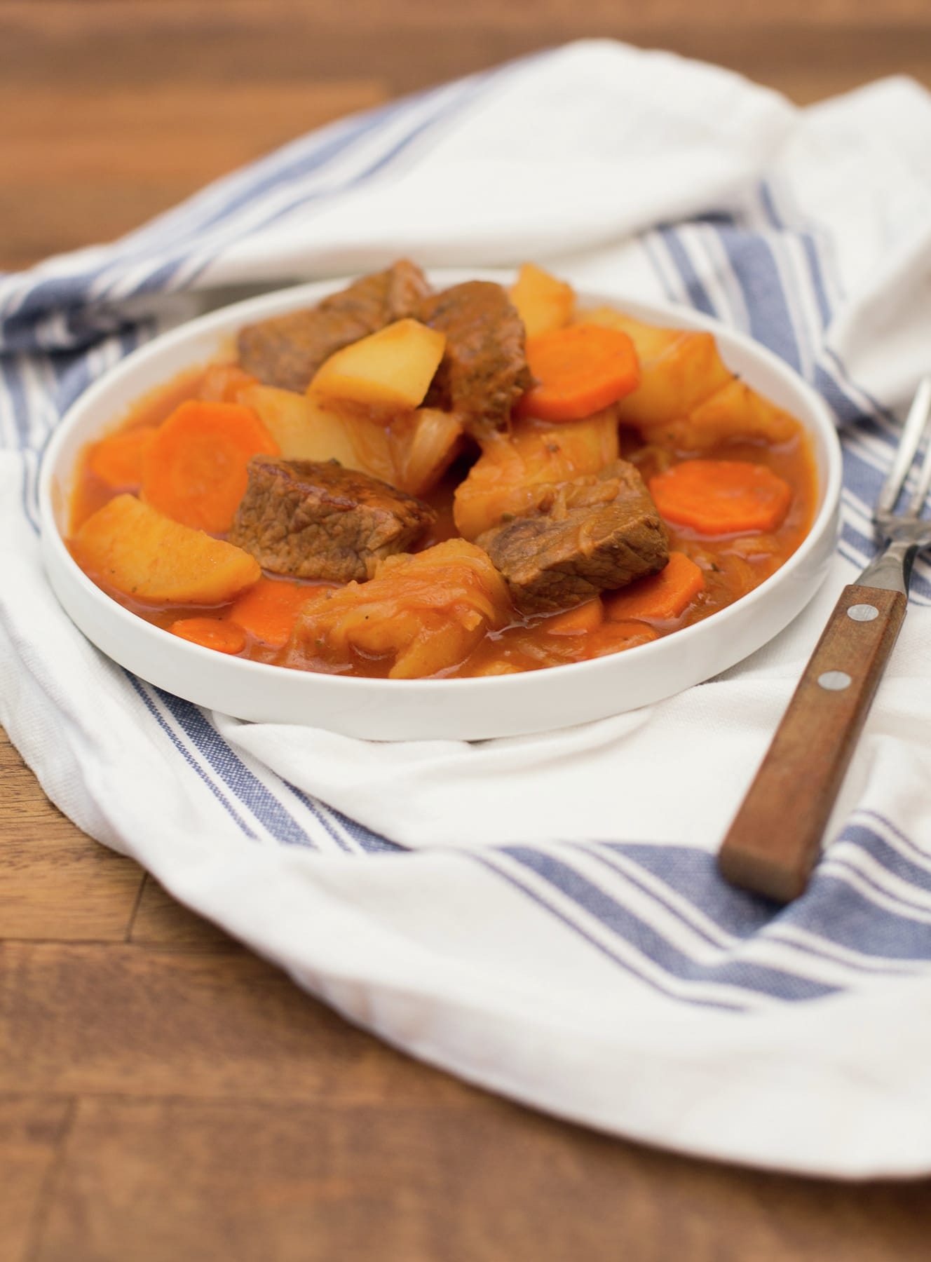 Chilean Estofado Beef Stew