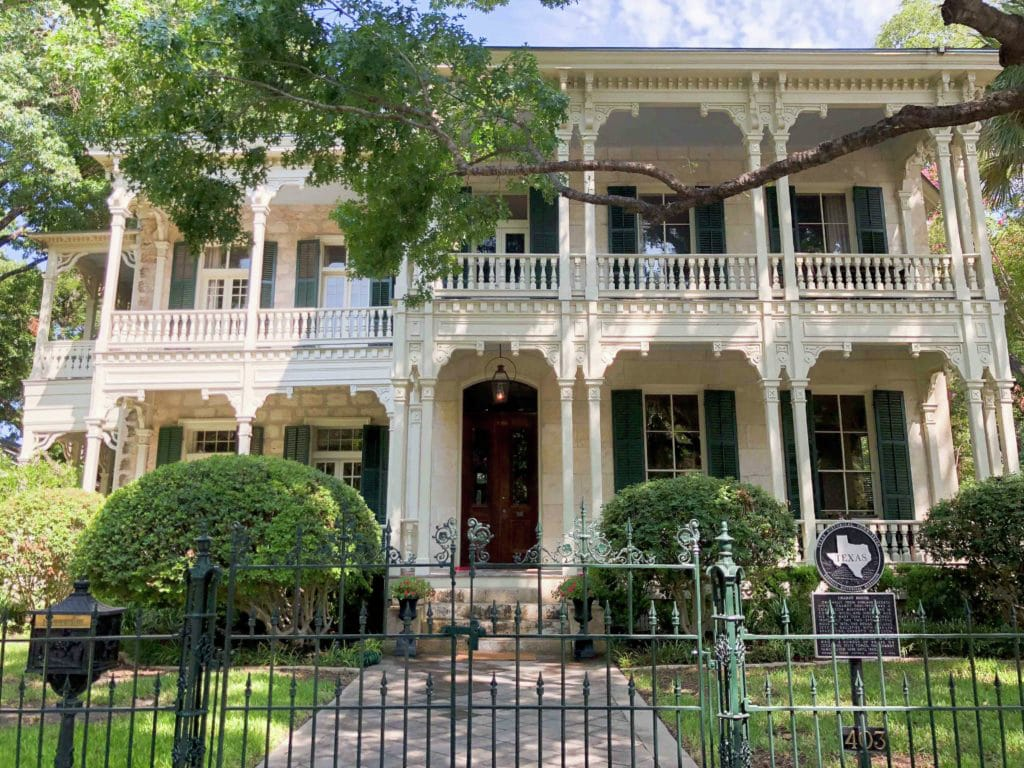 King William District, San Antonio, Texas