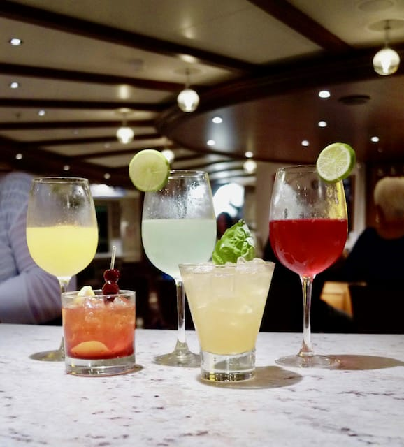 Alchemy Bar, Carnival Horizon