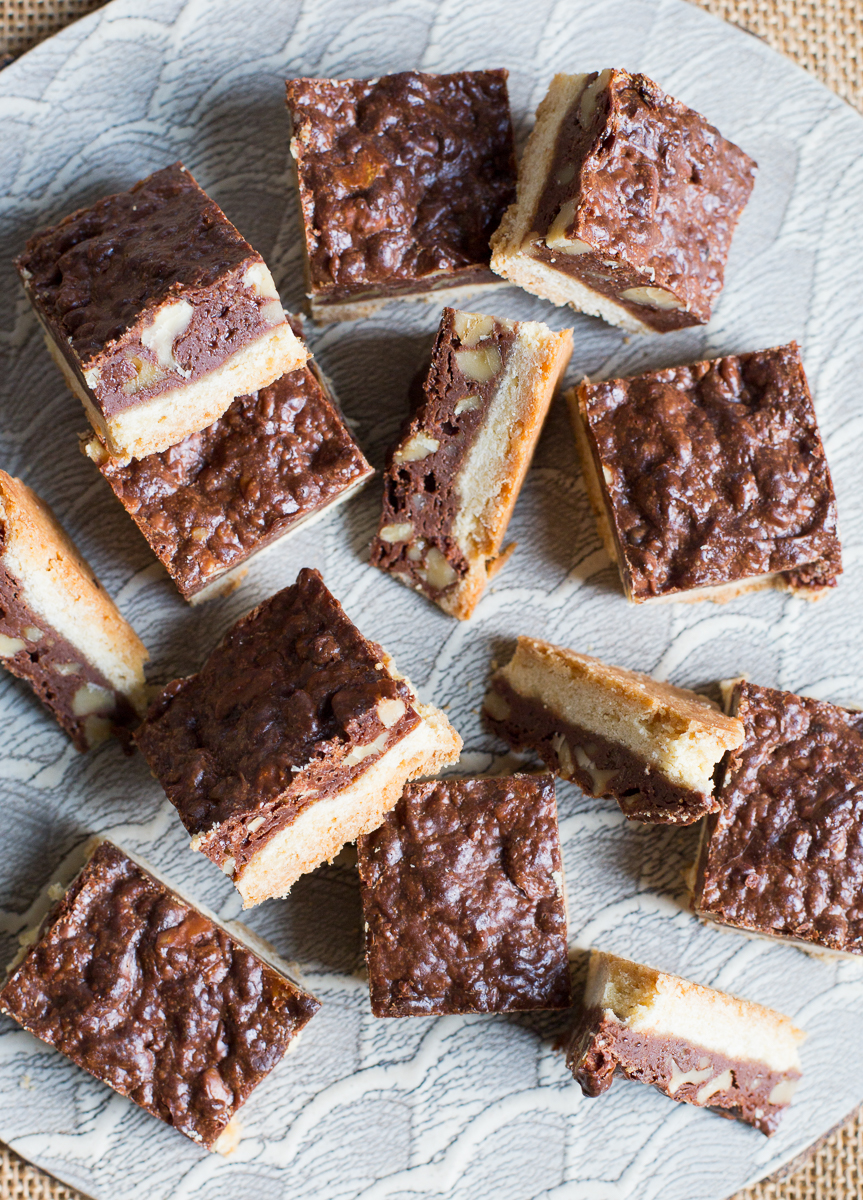 Chocolate Walnut Kuchen