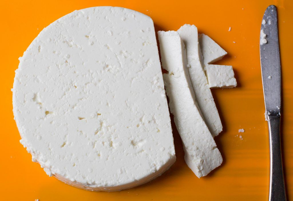 Homemade Chilean Queso Fresco